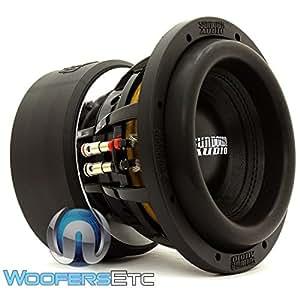 "Sundown Audio X-8 V.2 D2 8"" Dual 2-Ohm XV2 Series Car Subwoofer"