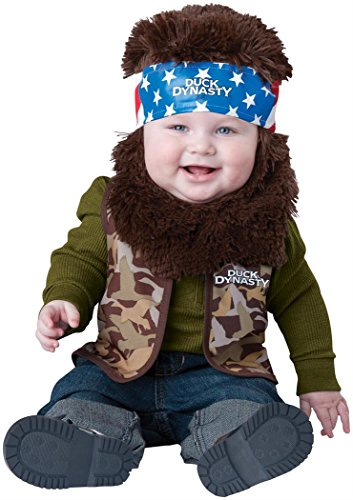 In-Character Duck Dynasty Baby Willie -