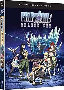 Fairy Tail: Dragon Cry Movie (Blu-ray/DVD Combo + UV)