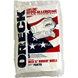 oreck vacuum replacement hose - Genuine Oreck XL Ironman Vacuum Bags No. PKIM765 Package of 5