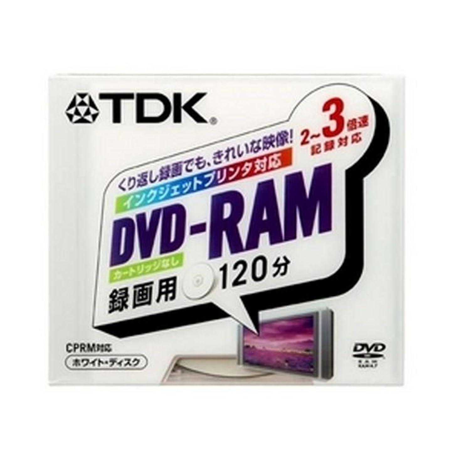 インディカ霊記念碑太陽誘電製 That's DVD-RAMビデオ用 CPRM対応3倍速120分4.7GB カートリッジ無し5mmPケース10枚入 DRM120WTY10S