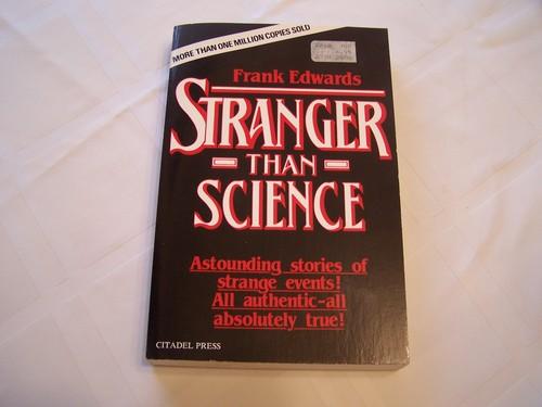 Download Stranger Than Science Book Frank Edwards Pdf