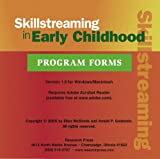 Skillstreaming in Early Childhood Program Forms/CD Format, McGinnis, Ellen and Goldstein, Arnold P., 0878225234