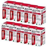 Kit Com 500 Tiras Accu-chek Performa - 10 Caixas - Promoção