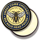 Sweet Comb Chicago Bee Bald Head Polish, 4 oz