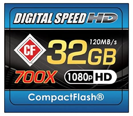 Amazon.com: Velocidad de Digital 32 GB 700 x Professional ...