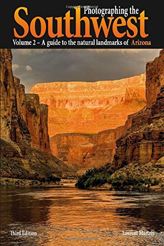 The Photographing the Southwest guidebook series is the culmination of over twenty five years experience exploring and photographing the natural landmarks of the Southwest. Volume 2 takes you on a grand tour of Arizona, starting with an in-depth disc...