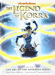 Legend of Korra: The Art of the Animated Series Book 2 (Art of the Animated 2)