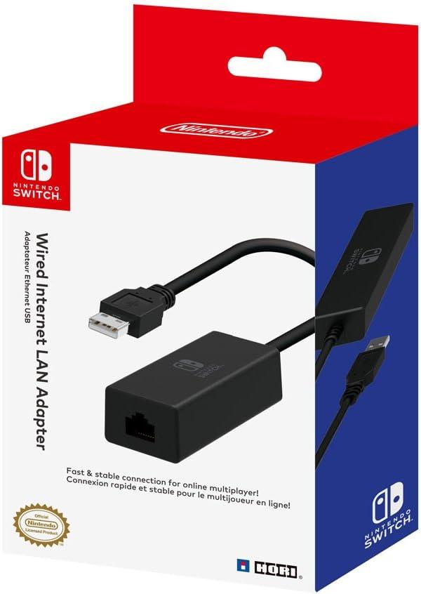 Hori - Adaptador LAN (Nintendo Switch): Amazon.es: Videojuegos