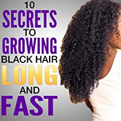 Growing coily, kinky and afro-textured hair can be challenging:Have you ever felt like you hair stops growing past a certain length?Have you ever wished you didn't have to wait several years to have hair growth past your bra strap?Do you ever...