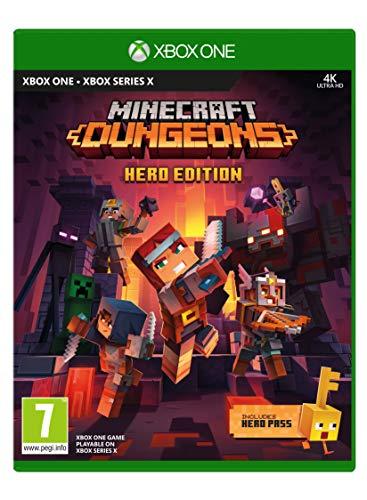Minecraft Dungeons – Hero Edition – Xbox