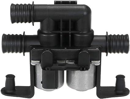 New Heater Control Valve for BMW E53 E70 F15 X5 00-15 E71 F16 X6 64116910544