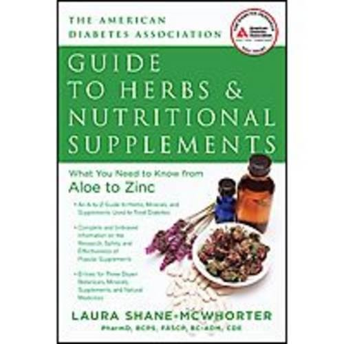 American Diabetes Association Guide to Herbs and