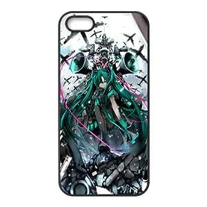 Hatsune Miku iPhone 4 4s Cell Phone Case Black yyfabd-318412