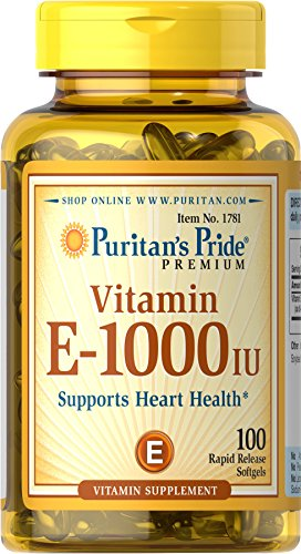 Puritans Pride Vitamin 1000 count