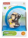 zoo talkers safari truck - Fisher-Price Little People Chimpanzee