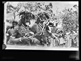 Vintography 8 x 10 Reprinted Old Photo Hopi (Moqui) Indians, Inake Dance 1918 National Photo Co 96a