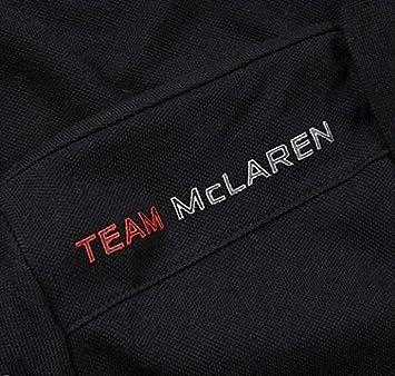 McLaren F1 - Polo para Hombre, Color Negro, Color Negro ...