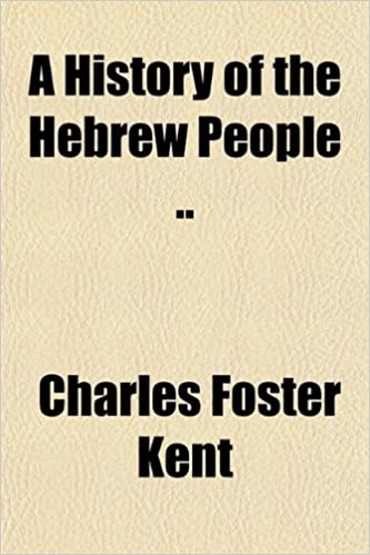 Book A History of the Hebrew People ..