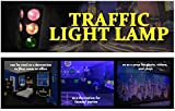 HR MERCHANDISE Traffic Light Lamp with Stand