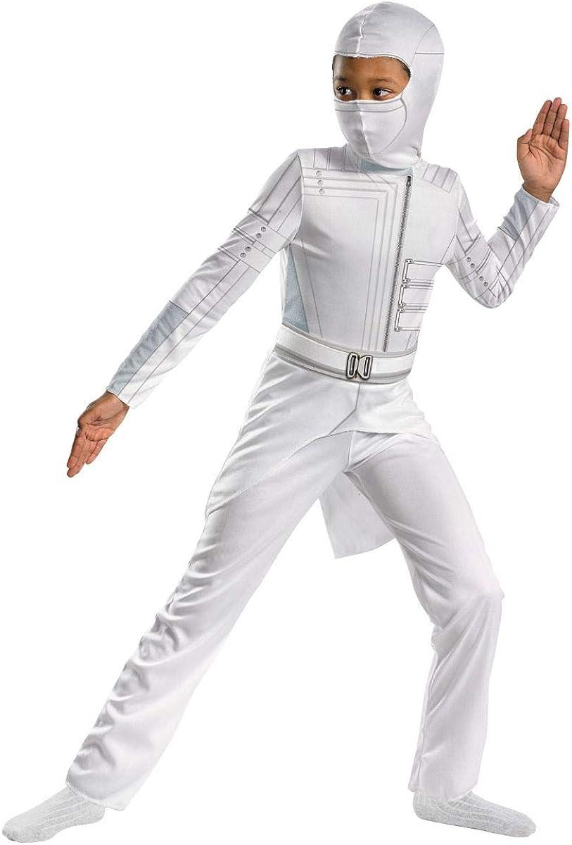 Disfraz clásico de Sombra de Tormenta Blanca para Halloween ...