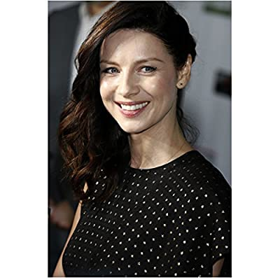 Caitriona Balfe 8 inch x10 inch PHOTOGRAPH Now You See Me Outlander Escape Plan Happy Smile Pose 1 kn