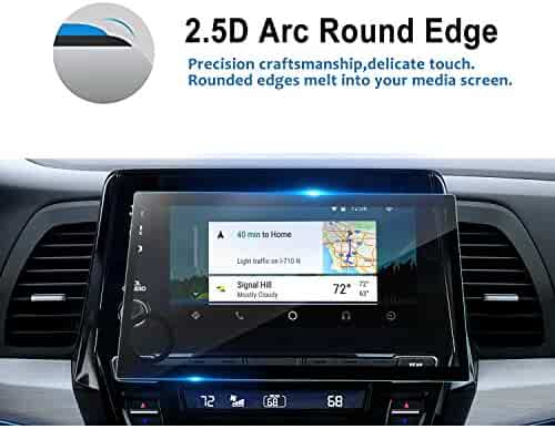 2014-2018 Lexus GX 460 8 Inch Car Navigation Screen Protector LFOTPP TEMPERED GLASS Infotainment Display In-Dash Media Center Touch Screen Protector Scratch-Resistant LiFan 2016-2018 Lexus GX 460 8 Inch