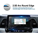[Newest] 2018 2019 Honda Odyssey 8 Inch Car Navigation Screen Protector, LFOTPP Tempered Glass Infotainment Display in-Dash Touch Protective Film Scratch-Resistant