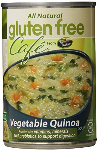gluten free chicken and rice soup - 8