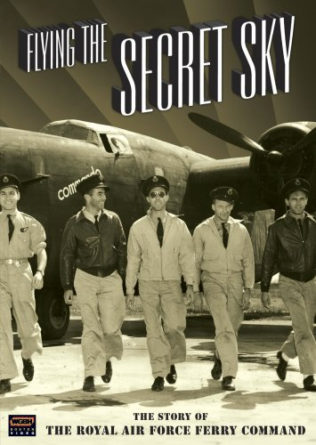 Flying The Secret Sky - WGBH Specials (Special Interest Dvds & Videos)