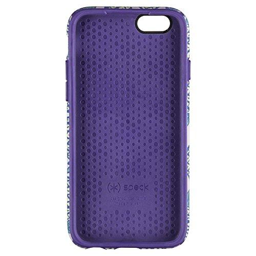 Speck 73804-5376 CandyShell Inked - Coque pour iPhone 6s Plus et 6 Plus, Ananas/violet chevalier