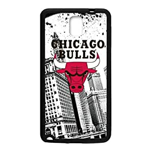 Chicago Bulls Brand New And High Quality Custom Hard Case Cover Protector For Samsung Galaxy Note3