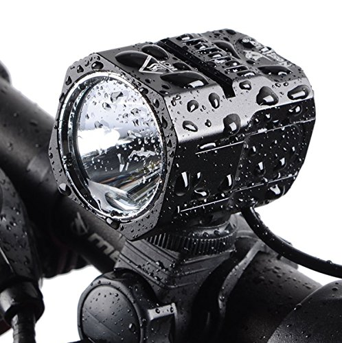 Nestling USB Rechargeable LED Bike Light Set,