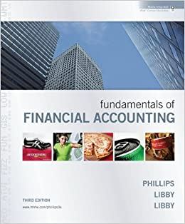 Book Loose-Leaf Fundamentals of Financial Accounting