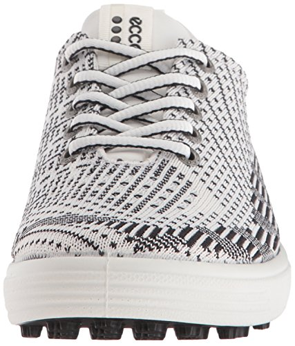 Blanco Hybrid Zapatillas Mujer Ecco White Casual Womens Golf Black de para tAx8EPxq