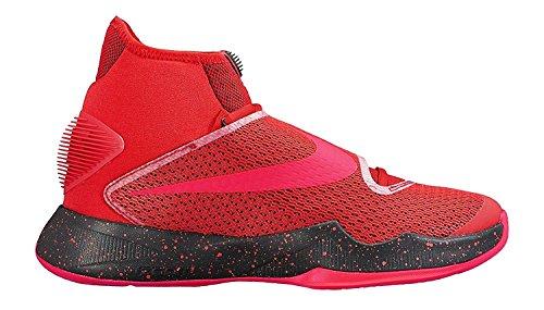 NIKE Men's Zoom Hyperrev 2016 University Red/Brght Crmsn/Blk Basketball Shoe 11 Men US