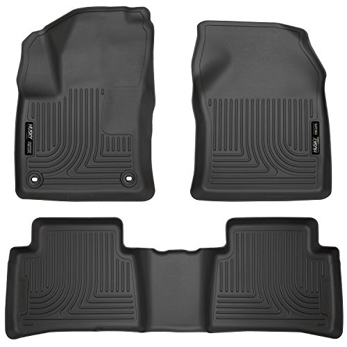 2nd Seat Floor Liners Fits 16-17 Prius ()