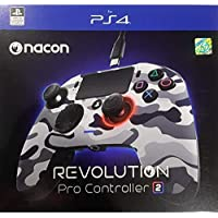 Nacon PS4 Revolution Pro Controller 2 - Camo Grey