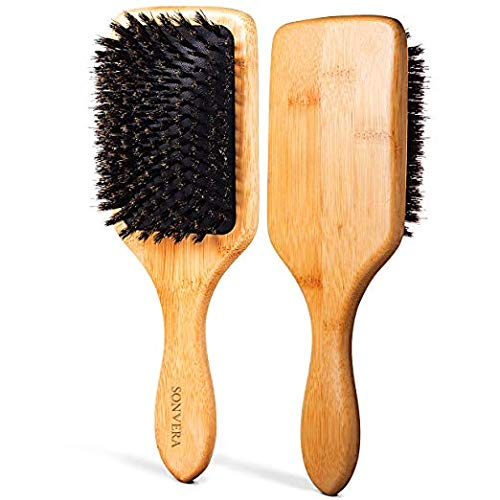 Set of 2 Wide Tooth Combs by Jon Renau & easiHair for Synthetic, Heat Friendly HD Fiber and Human Hair