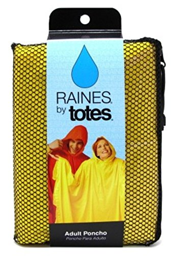 Raines Poncho Adult Assorted Colors