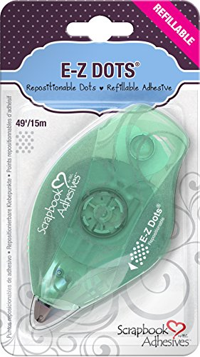3l-scrapbook-adhesives-e-z-dots-repositionable-refillable-runner-dispenser-49-feet