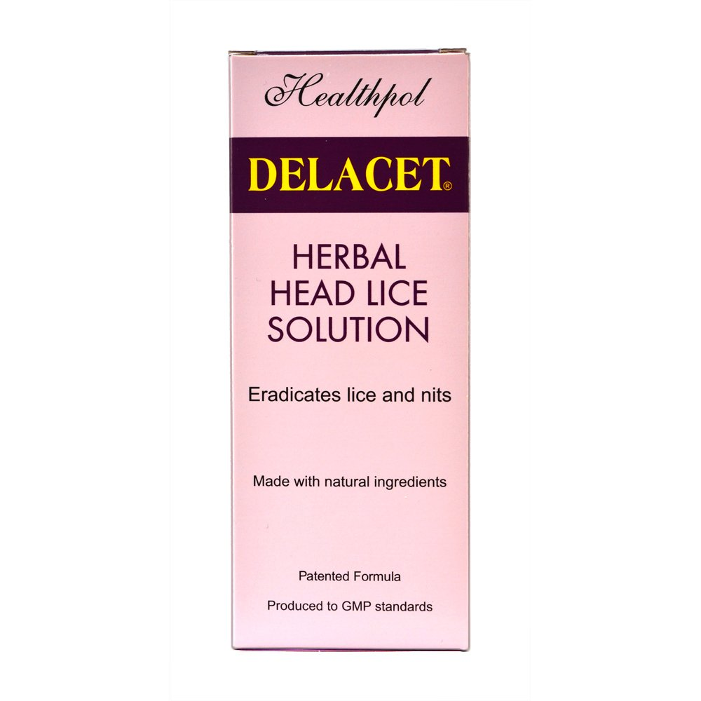 Healthpol Delacet Head Lice Repellant 100Ml