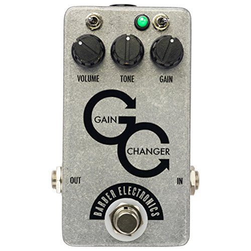 Barber Electronic Gain Changer Overdrive