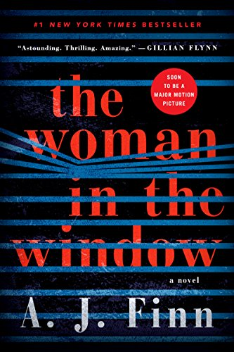 Book cover from The Woman in the Window: A Novel by A. J. Finn