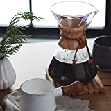 : Chemex 10-Cup Classic Series Glass Coffee Maker