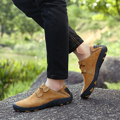 TDA - zapatilla baja hombre amarillo