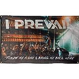 I Prevail Poster Flag