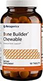 Best Metagenics Bone Vitamins - Metagenics - Cal Apatite Bone Builder Chewable, 90 Review