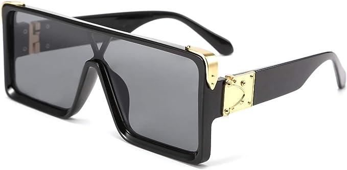 Wsunglass New fashions conjoined sunglasses high definition sunglasses sea fashion fashionable ladies and fashionable sunglasses