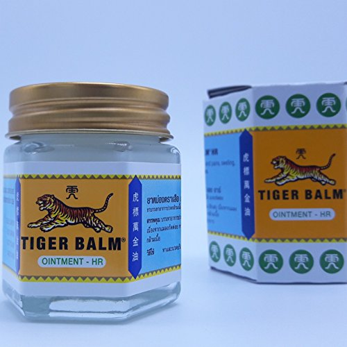 Tiger Balm White Ointment Relief